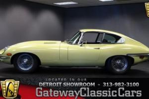 1969 Jaguar E Type -- Photo