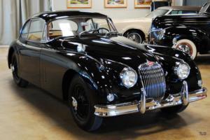1958 Jaguar XK FHC Photo