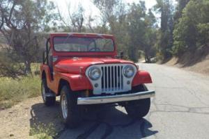 1963 Jeep CJ Photo