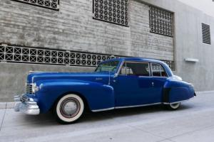 1948 Lincoln Continental Series 876H Photo