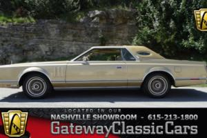 1978 Lincoln Continental -- Photo