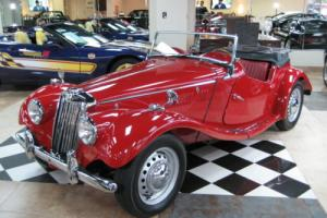 1954 MG T-Series Photo