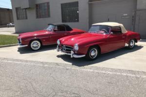 1955 Mercedes-Benz 190-Series Photo