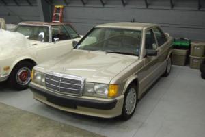 1987 Mercedes-Benz 190-Series