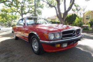 1973 Mercedes-Benz 400-Series Photo