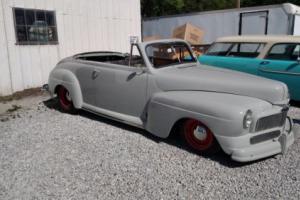 1948 Mercury convertible Photo