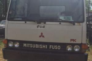 1987 Mitsubishi fuso fk455 Photo