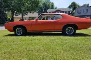 1969 Pontiac GTO MANUAL Photo