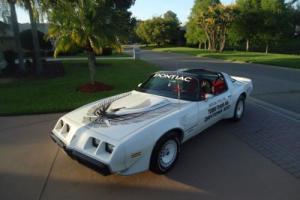 1981 Pontiac Trans Am NASCAR Photo