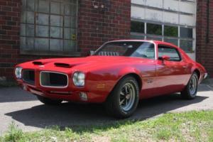1970 Pontiac Firebird Photo