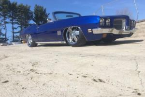 1971 Pontiac Le Mans lowrider Photo