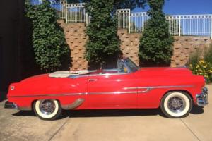 1953 Pontiac Chieftain Convertible for Sale