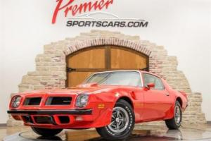 1974 Pontiac Trans Am SD455 SD-455 Only 943 prod. in 1974 same own last 25 yrs