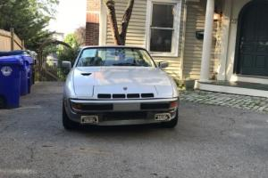 1980 Porsche 924 turbo for Sale