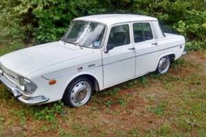 1968 Renault R10 Photo