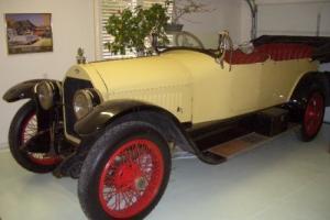 1920 Other Makes Model H, Bulldog 6/7 pass Photo