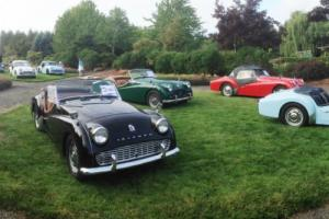 1962 Triumph TR3 Photo