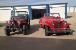 1949 Willys Willys Jeepster Jeepster Photo