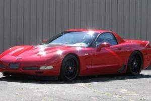 2001 Chevrolet Corvette Z06