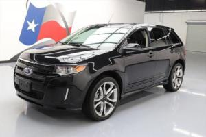 2014 Ford Edge SPORT AWD VISTA ROOF NAV REAR CAM