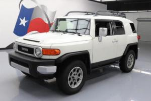 2013 Toyota FJ Cruiser 4X4 AUTO ROOF RACK ALLOYS