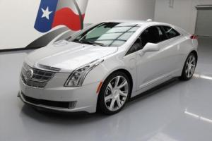 2014 Cadillac ELR HYBRID HTD LEATHER NAV REAR CAM