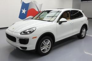 2016 Porsche Cayenne AWD CLIMATE LEATHER PANO ROOF NAV