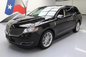2014 Lincoln MKT ECOBOOST AWD ECOBOOST PANO ROOF NAV Photo