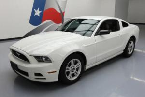 2013 Ford Mustang V6  AUTOMATIC TECH SYNC ALLOYS