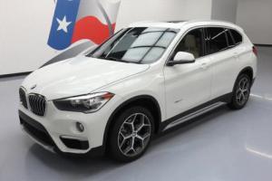 2016 BMW X1 XDRIVE28I AWD X LINE PANO SUNROOF NAV
