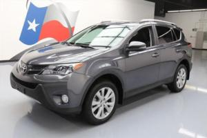 2013 Toyota RAV4 LIMITED AWD SUNROOF NAV REAR CAM