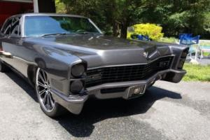 1967 Cadillac DeVille Iron sled