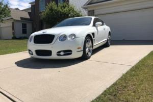 2004 Bentley Continental GT SPORT