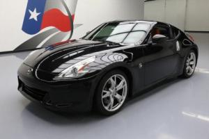 2011 Nissan 370Z TOURING AUTO HTD LEATHER SPOILER