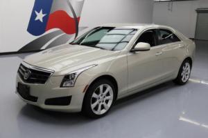 2014 Cadillac ATS 2.0T AWD HEATED SEATS MOCHA STEEL