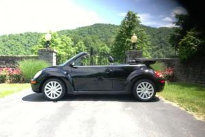 2008 Volkswagen Beetle-New 2 door