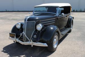 1936 Ford Deluxe Phaeton Phaeton
