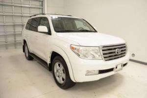 2011 Toyota Land Cruiser SUV