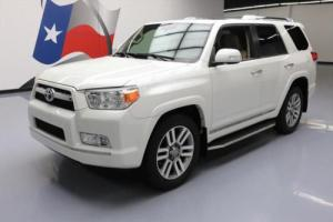 2012 Toyota 4Runner LTD HTD LEATHER SUNROOF 20'S