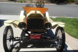 "1910 Ford ""T"" speedster"