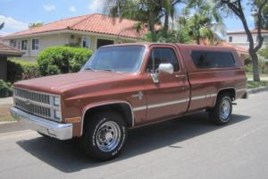 1982 Chevrolet C/K Pickup 2500 C-20 ( not a 4x4 )