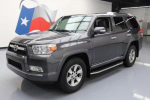2013 Toyota 4Runner SR5 LEATHER DVD 3RD ROW 7-PASS
