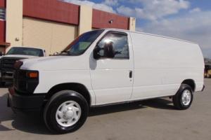 2008 Ford E-Series Van WORK READY