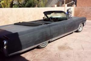 1964 Cadillac fleetwood