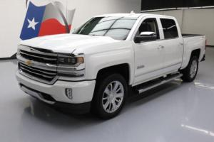 2017 Chevrolet Silverado 1500 SILVERADO  HIGH COUNTRY CREW 4X4 NAV