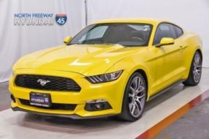 2015 Ford Mustang EcoBoost Premium Nav Shaker Audio