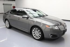 2012 Lincoln MKS CLIMATE LEATHER PANO ROOF NAV 20'S