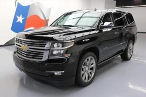 2015 Chevrolet Tahoe LTZ 4X4 7PASS SUNROOF NAV DVD 22'S