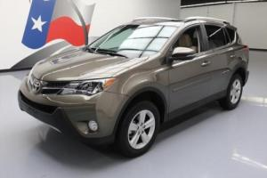 2014 Toyota RAV4 XLE SUNROOF NAV REAR CAM BLUETOOTH