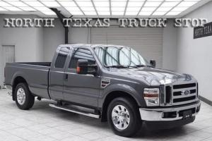 2008 Ford F-250 Lariat Diesel 2WD Supercab Heated Leather Long